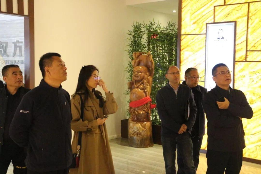 百年品牌达成合作意向:贵阳德昌祥与东阿国胶堂完成互访插图(5)