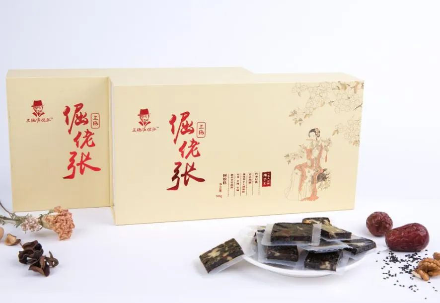 三绝倔佬张阿胶糕品牌故事及品牌理念插图(1)