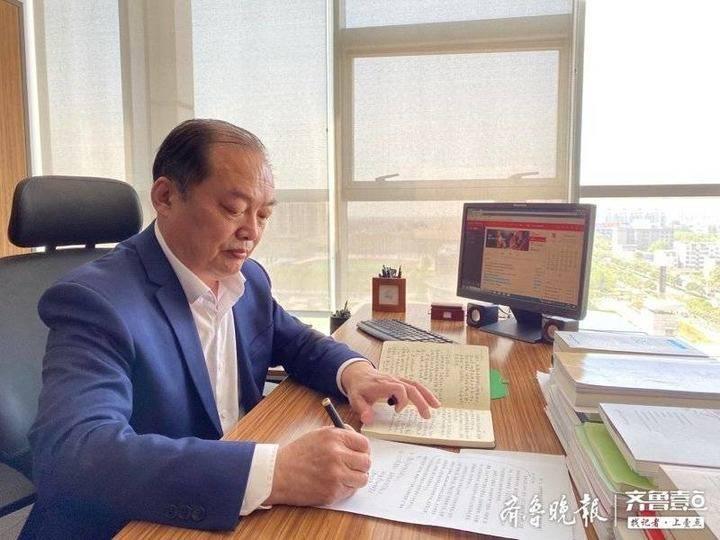 东阿阿胶-东阿阿胶股份有限公司工会主席刘广立:解职工之难,暖职工之心picture