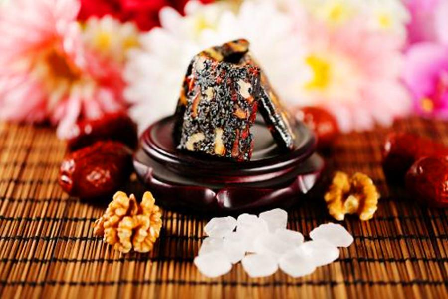 阿胶糕这样做好吃又方便,为爱的人收藏学习吧!插图(2)