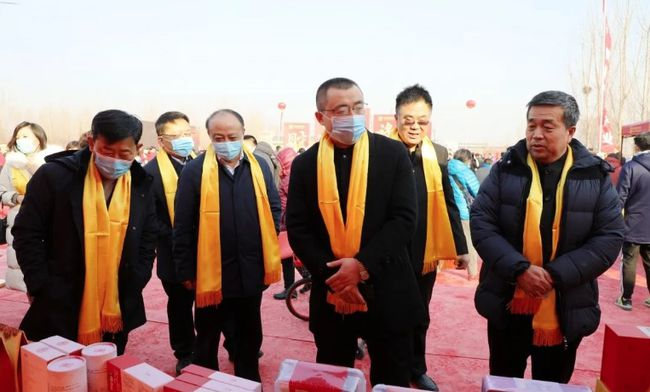 2020中国阿胶滋补养生文化旅游节启动插图(2)