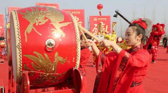 2020中国阿胶滋补养生文化旅游节启动插图(3)