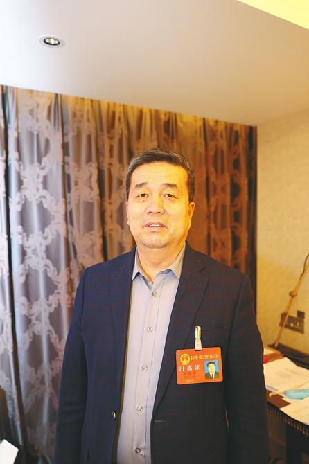 济南市人大代表、协会副会长、福胶集团董事长杨福安:用企业担当助力高质量发展插图
