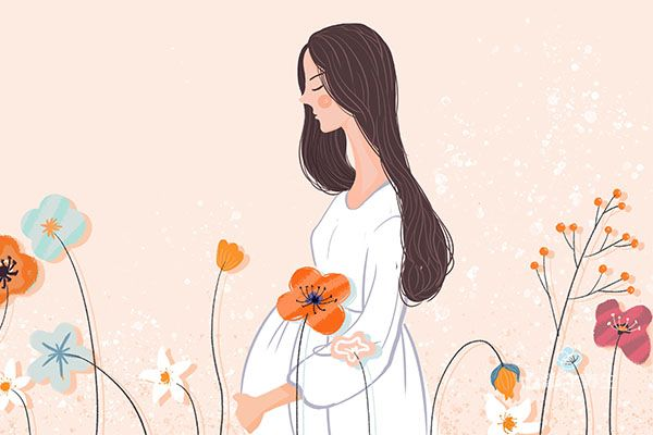 怎么分辨例假推迟和怀孕插图