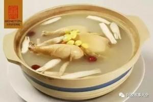 隋文帝的鹿茸阿胶炖鸡