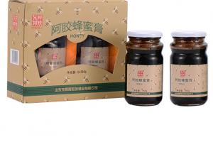 东阿阿胶蜂蜜膏的功效与作用