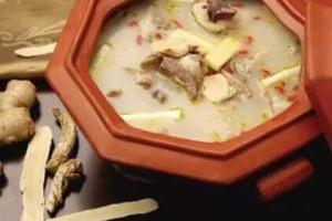 阿胶北芪枸杞羊肉汤与唐太宗李世民