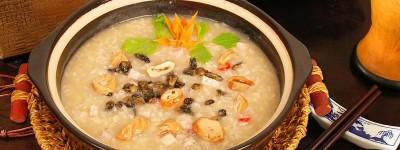 阿胶蚝干粥和吴国末代皇后腾芳兰