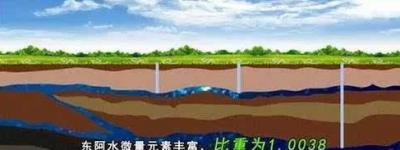 好水造好胶 得天独厚水资源