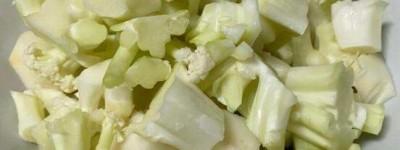 花菜梗的功效与作用