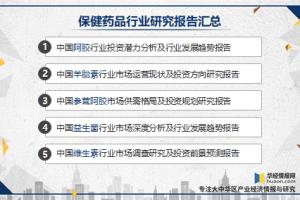 中国阿胶行业市场规模、竞争格局分析,行业增长空间广阔