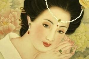 虢国夫人不化妆就敢见唐明皇!为什么?