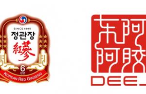 中韩老字号健康食品品牌正官庄和东阿阿胶宣布合作