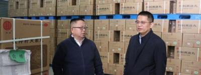 百年品牌达成合作意向:贵阳德昌祥与东阿国胶堂完成互访