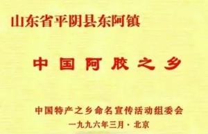 探源中国阿胶之乡——平阴县东阿镇