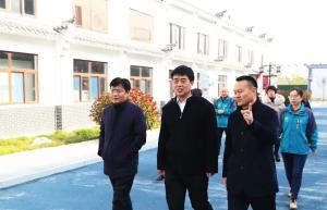 东阿东方阿胶 坚持党建引领 推进企业发展
