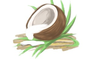椰子水的禁忌与副作用