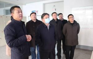 聊城市市场监督管理局局长孙军调研东阿国胶堂