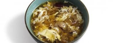 阿胶桂圆蛋花汤