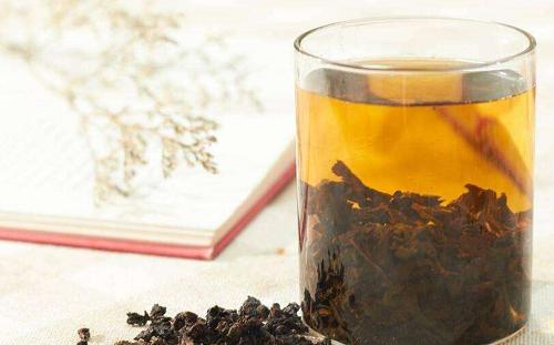 黑乌龙茶的功效与作用