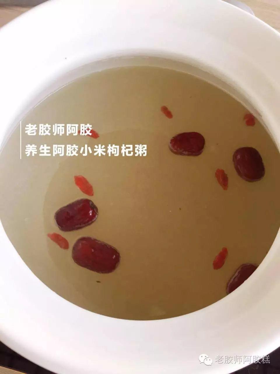福牌阿胶-冬季养生胶膳丨老胶师阿胶小米养胃粥picture Sheet-4